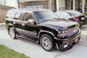 Car 2002 Tahoe 4dr Owner Kenneth Rus